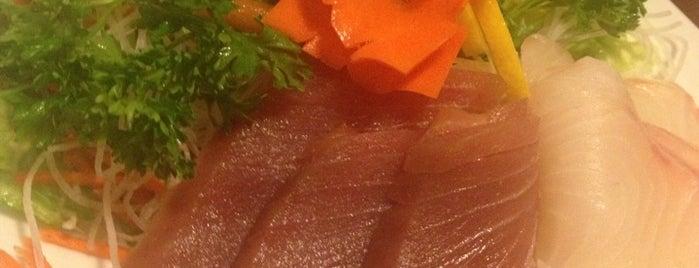 Samurai Sushi is one of John : понравившиеся места.