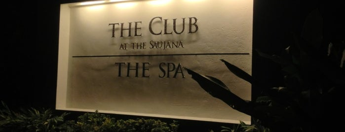 The Club at The Saujana is one of Orte, die Martin gefallen.