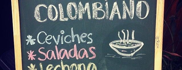 Guanahaní Bar & Restaurante is one of A 2 com Camila.
