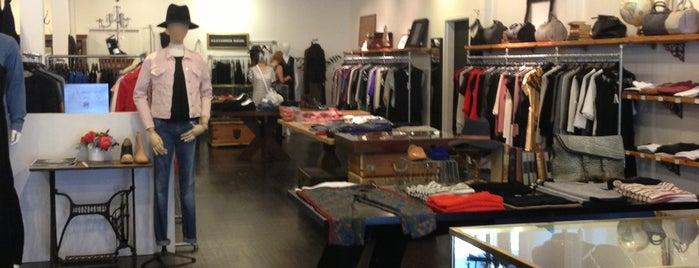 Rand + Statler is one of SF Shopping.