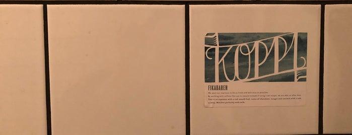 Fikabaren is one of To drink Nordic.