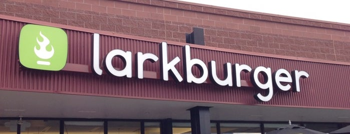 Larkburger is one of Ike'nin Kaydettiği Mekanlar.