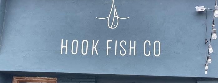 Hook Fish Co is one of Gespeicherte Orte von Dave.