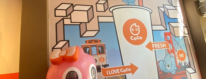 CoCo Fresh Tea & Juice is one of 2019 in SF.