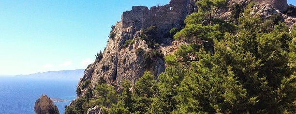 Monolithos Castle is one of SEHENSWÜRDIGKEITEN.