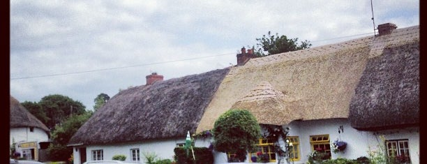 Adare / Áth Dara is one of Mark's list of Ireland.