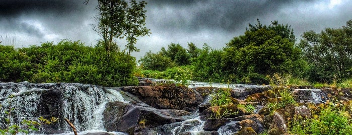 Nantcol Waterfalls is one of Recomended 4.