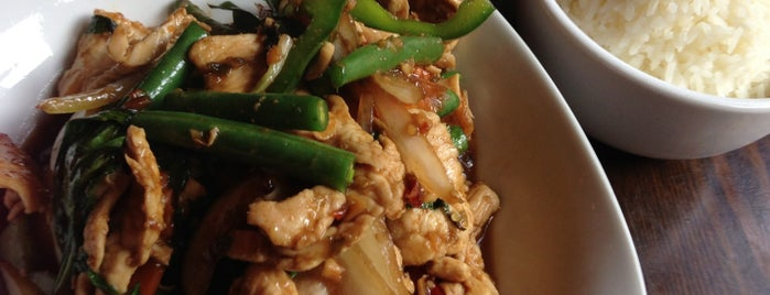 Little Thai Kitchen is one of 601 Lex.