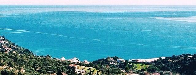 Το Μπαλκόνι Του Αιγαίου is one of Tempat yang Disukai Vangelis.