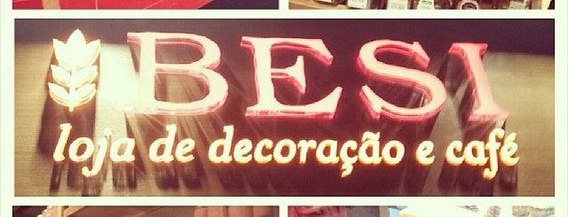 Besi Decoração e Café is one of Breakfast/brunch.