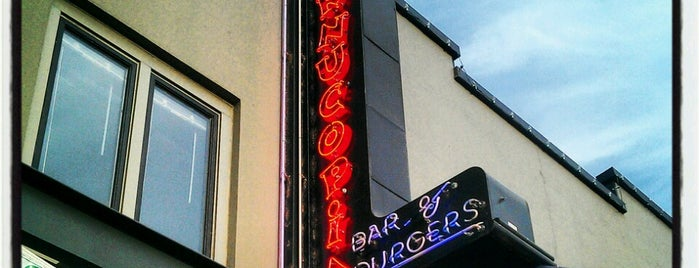 Cornucopia Bar & Burgers is one of Oregon - The Beaver State (2/2).