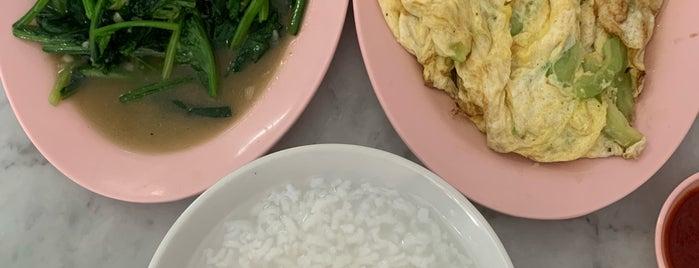 友明饭店 Restoran Yew Ming is one of Lugares favoritos de mzyenh.