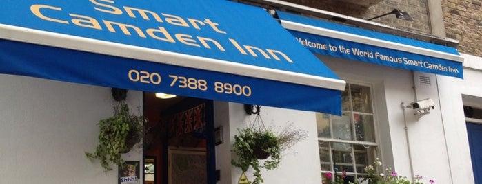 Smart Camden Inn is one of Locais curtidos por Leandro.