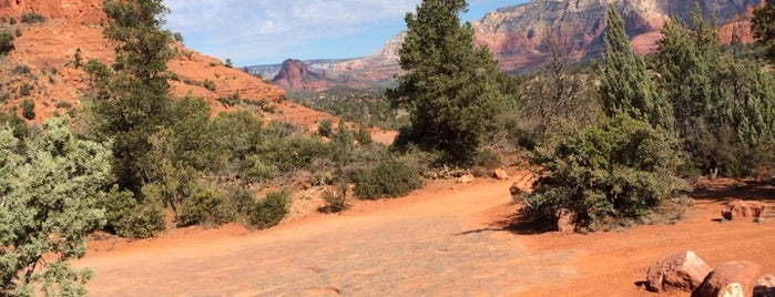 Broken Arrow Trail is one of Arizona.