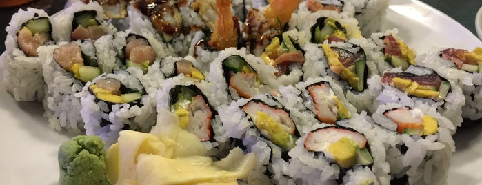 Sushi Ebisuya is one of Hawaii.
