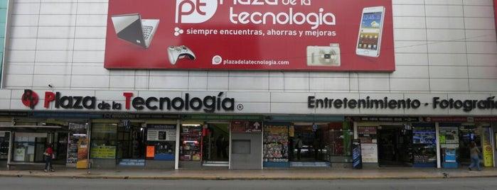 Plaza de la Tecnología is one of Jerry : понравившиеся места.