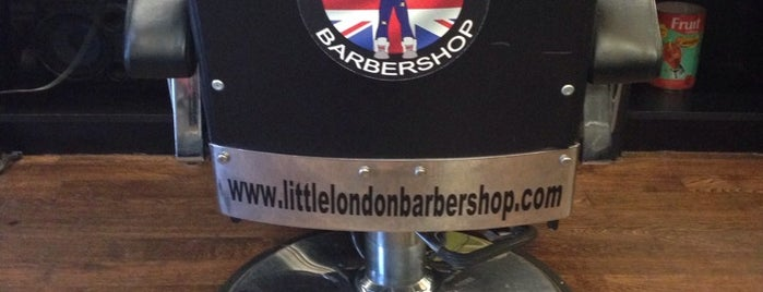 Little London Barber Shop is one of Good Services.