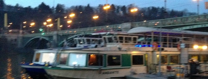 Prague Boats is one of Veronikaさんのお気に入りスポット.