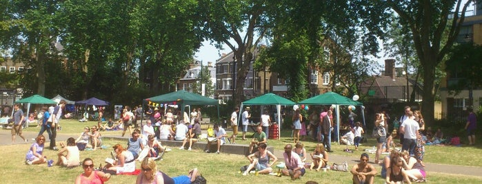 Newington Green is one of Posti che sono piaciuti a Thomas.