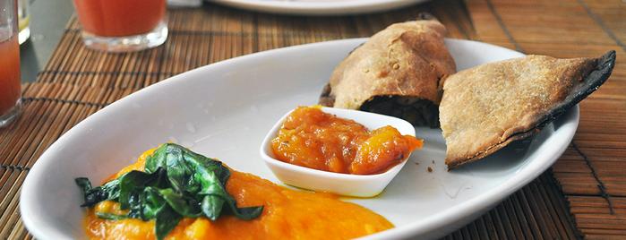 Goa Vegetariano is one of Lieux sauvegardés par Renata.
