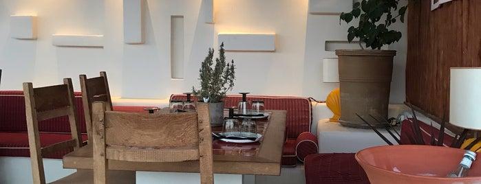 Ftelia Restaurant is one of Greece.