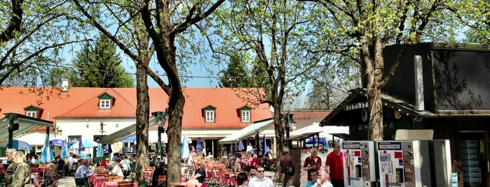 Königlicher Hirschgarten is one of Restaurants Munich.