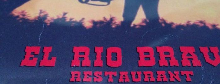 El Rio Bravo is one of Posti che sono piaciuti a Chris.