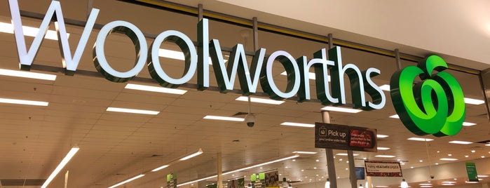 Woolworths is one of Lugares favoritos de Meidy.