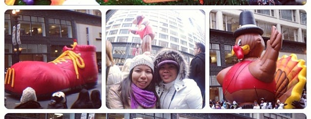 Chicago Thanksgiving Day Parade is one of Lieux qui ont plu à Andrew.