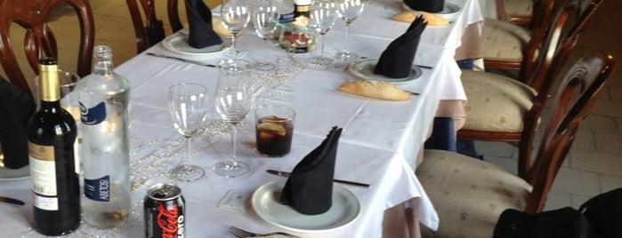 La Posada Del Buey is one of ESPAÑA ★ Menú del día máx. 12€ ★.