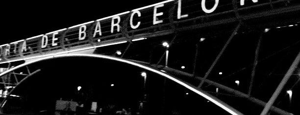 Àrea de servei Porta de Barcelona is one of Barcelona.