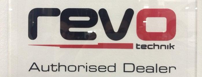 REVO Technik is one of Lieux sauvegardés par Sashuliti.