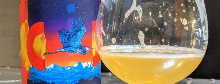 Black Project Spontaneous & Wild Ales is one of Colorado.