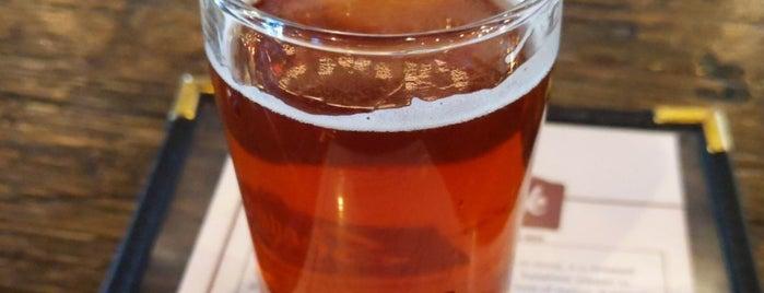 Seedstock Brewery is one of Denver.