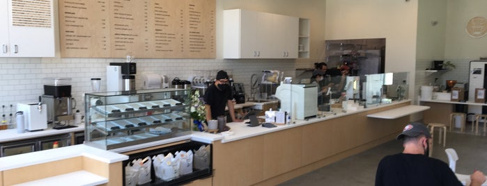 Coffee & Water Lab is one of South Bay To Eat.