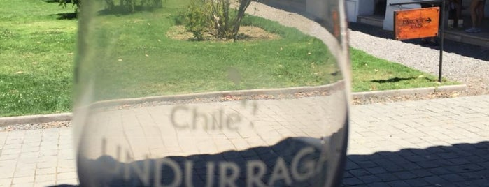 Undurraga is one of Chile.