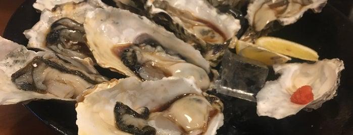 浜の牡蠣小屋 関内店 is one of 飲食関係 その2.
