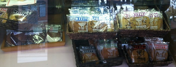 Kizito Cookies is one of Louisville.