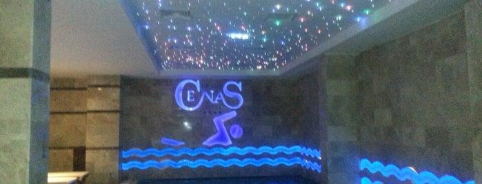 Hotel Grand Cenas is one of Locais curtidos por Zana.
