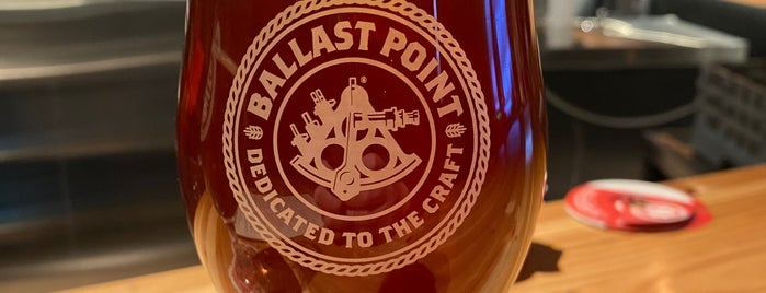 Ballast Point Tasting Room & Kitchen is one of Craft Breweries.