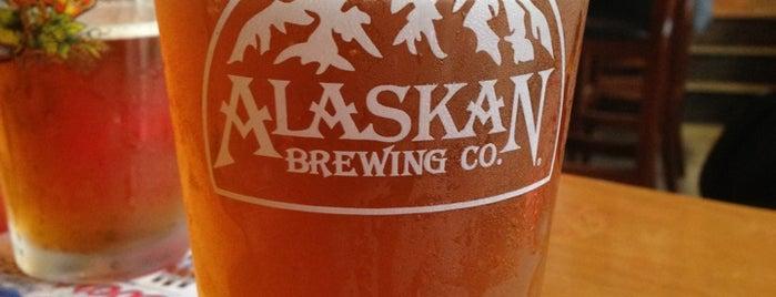 The Asylum is one of Alaska.
