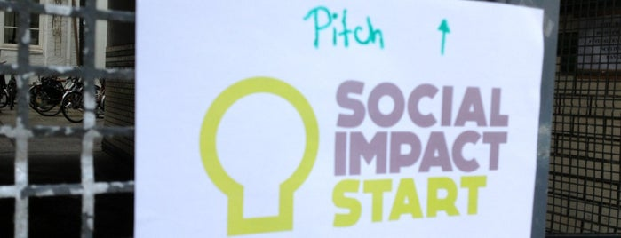 Social Impact Lab is one of STARTUP Hotspots.