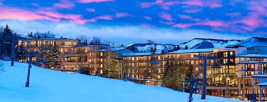 The Westin Snowmass Resort is one of Lugares favoritos de Kyle.