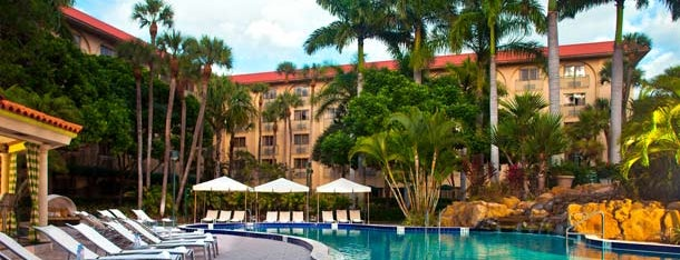 Renaissance Boca Raton Hotel is one of Florida 2019.