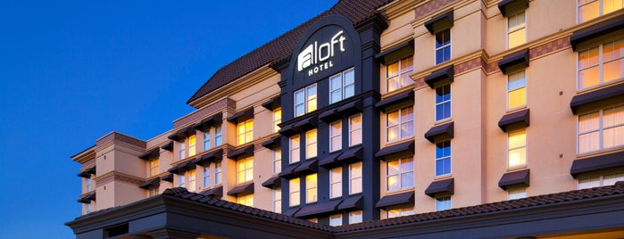 Aloft Silicon Valley is one of San fco.