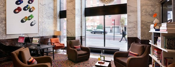 Dumont NYC, an Affinia Hotel is one of NYC Hotels.