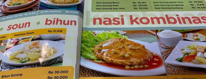 Bakso Solo Samrat is one of Jakarta.