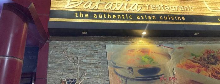 Batavia Restaurant is one of تجاربي الممتعة.