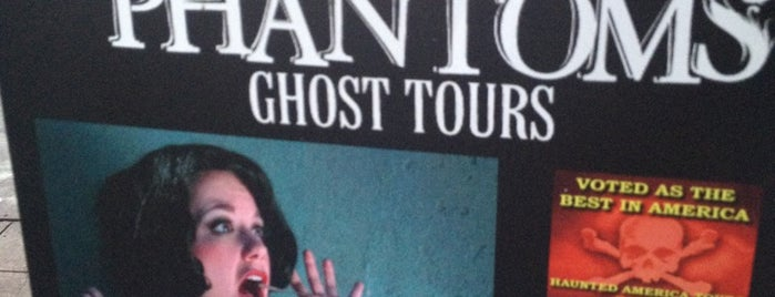 French Quarter Phantoms Ghost Tour is one of New Orleans.