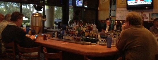 Charlie and Jakes Brewery & Grille is one of Discover Florida's Space Coast.